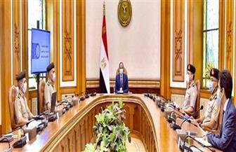 الرئيس السيسي يوجه بمواصلة العمل بالعاصمة الإدارية الجديدة وفق التخطيط الزمني والإنشائي الذي تم إقراره