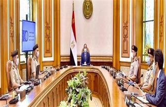 تفاصيل لقاء الرئيس السيسي باللواء إيهاب الفار واستعراض موقف مشروعات العاصمة الإدارية| فيديو