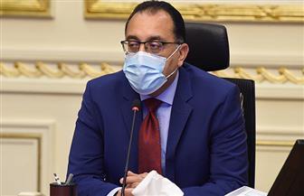 """رئيس الوزراء يتفقد """"مجمع الملك فهد للغات"""" للتأكد من تطبيق الإجراءات الاحترازية بامتحانات الثانوية العامة"""