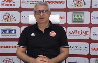 مدرب تونس: نسعى لفرض سيطرتنا على كل المنتخبات التي تواجهه في رادس