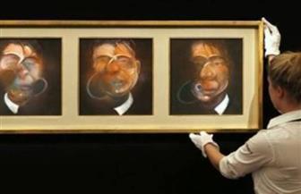 بيع لوحة ثلاثية للرسام فرانسيس بيكون مقابل 85 مليون دولار