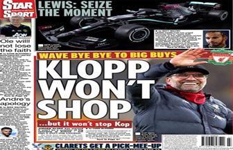 تصريحات مدرب ليفربول حول سوق الانتقالات تتصدر صحف إنجلترا | صور