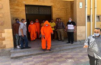 السماح لطلاب جامعة بورسعيد بالإقامة بـ4 مدن جامعية خلال فترة امتحانات نهاية العام بالمجان   صور