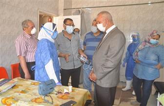 تعافي 112 مصابا من فيروس كورونا في قنا | صور
