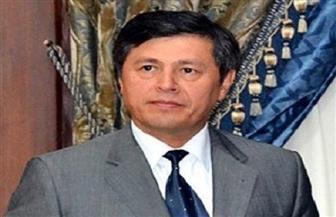 سفير أوزبكستان بالقاهرة يهنئ الشعب المصري بالذكرى السابعة لثورة 30 يونيو