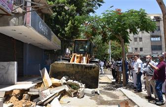 وزير الإسكان: إحالة  ٦ محاضر مخالفات بناء للنيابة العسكرية بمدينة القاهرة الجديدة   صور