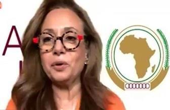 أماني أبوزيد: الشباب الإفريقي قادر على تطويع التكنولوجيا الرقمية لخدمة التنمية في القارة السمراء|صور