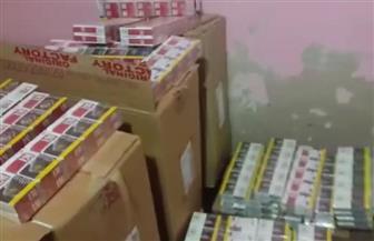 """""""مباحث التموين"""" تضبط 223 قضية تلاعب في أسعار السجائر"""