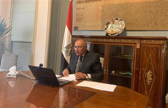 وزير الخارجية يشارك في الاجتماع الوزاري للمجموعة المصغرة للائتلاف الدولي لمكافحة داعش