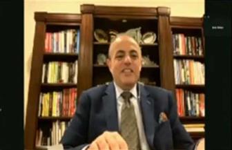 أستاذ بجامعة واشنطن: فرص تعافي مصر من أزمة كورونا أفضل وأسرع من أمريكا  فيديو