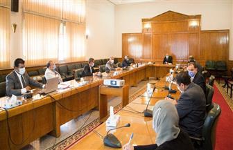 وزير الري يوجه بمراجعة مواصفات معالجة مياه الصرف الصحي باجتماع لجنة إدارة ملف المياه