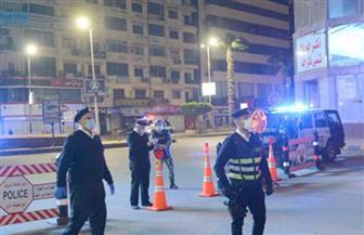ضبط 4737 شخصا مخالفا لقرار حظر التجوال