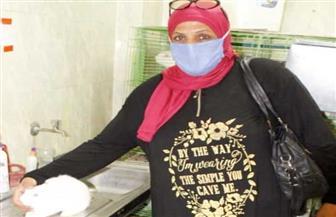 """لجنة المرأة بـ""""وفد بورسعيد"""" تتابع فعاليات مشروعات الأسرة المعيلة"""