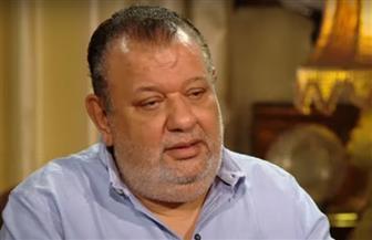 رد فعل نجل الفنان حسن حسني حول عدم حضور عدد كبير من الفنانين جنازة والده