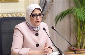 """وزيرة الصحة تستقبل أولى شحنات لقاح """"سينوفارم"""" الصيني من الإمارات لعلاج كورونا"""