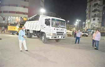 محافظ أسيوط: حملات تطهير ونظافة مستمرة ضمن الإجراءات الاحترازية لمواجهة «كورونا» | صور