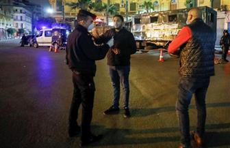 ضبط 4779 شخصا مخالفا لقرار حظر التجوال و3390 سيارة