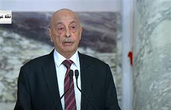 عقيلة صالح: تركيا تدخلت بـ10 آلاف مرتزقة.. والجيش الليبي تحرك لمحاربة الإرهابيين والمرتزقة