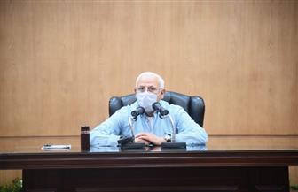 محافظ بورسعيد يتابع آخر تطورات المشروعات القومية