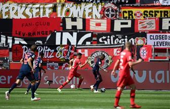 """بعد تسجيله في شباك بايرن ميونخ.. """"فيرتز"""" أصغر لاعب يحرز هدفا في تاريخ البوندسليجا"""