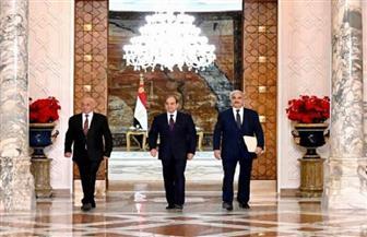 السفير محمد عبدالحكم: الرئيس السيسي وضع المجتمع الدولي أمام مسئولياته تجاه الأزمة الليبية