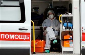 روسيا تسجل 8984 إصابة جديدة بفيروس كورونا