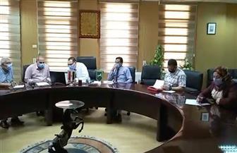 """محافظ الشرقية لرؤساء المراكز: """"اللي مش قادر يشتغل في ملف تقنين أراضي الدولة يقدم اعتذار"""""""