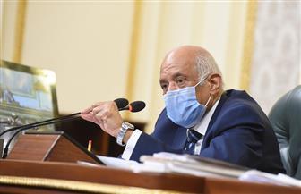 عبد العال يفتتح الجلسة العامة للبرلمان