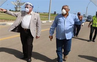 محافظ جنوب سيناء يتفقد عددا من المشروعات التنموية في شرم الشيخ.. ويعلن موعد افتتاحها | صور