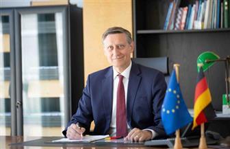 سفير ألمانيا بالقاهرة يؤكد أن بلاده وضعت دعم اللاجئين أحد أولويات السياسة الخارجية