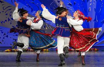 """""""موسييف للفنون الشعبية الروسية"""" عبر قناة وزارة الثقافة المصرية أون لاين"""