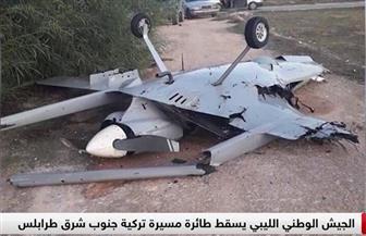 أموال القطريين تضيع هباء.. طائرات المشروع المشترك مع تركيا تتساقط في الأجواء الليبية