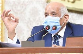 عبدالعال يتراجع عن تغيير أعمال الجلسة العامة للبرلمان