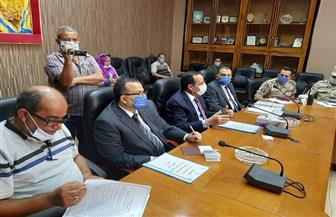 توفير الإجراءات الوقائية لامتحانات الثانوية العامة بشمال سيناء | صور