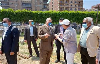 محافظ القاهرة يتفقد التطوير الجاري بالمنطقة الشرقية| صور