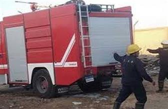 إخماد حريق داخل منزل في طنطا قبل امتداده للمنازل المجاورة