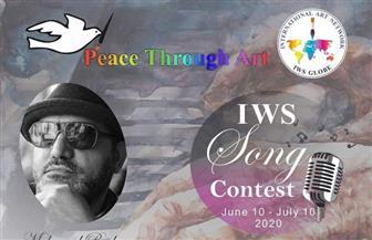 محمود رضوان يشارك في تحكيم مسابقة iws العالمية للقصيدة الشعرية للهواة والمحترفين