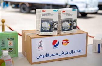 «تحيا مصر» أحد أعمدة الدولة في مواجهة الكوارث والأزمات | صور