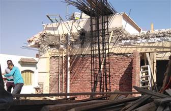 إزالة مخالفتي بناء وتلقي 434 طلب تصالح بجهاز مدينة 6 أكتوبر | صور