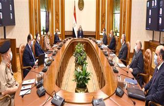 الرئيس السيسي يترأس اجتماع مجلس الأمن القومي لمناقشة الوضع الليبي وملف سد النهضة