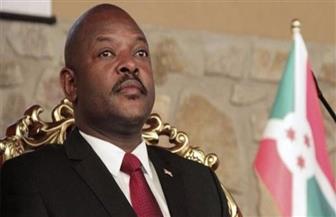 وفاة رئيس بوروندي إثر أزمة قلبية