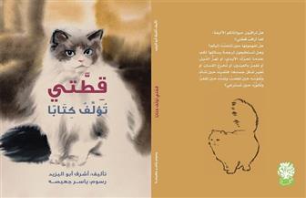 أشرف أبو اليزيد يترجم رسائل قطته في كتابه الجديد