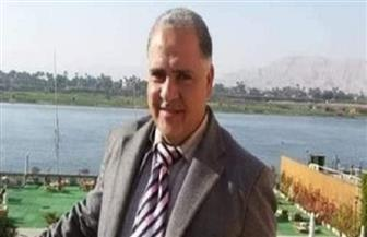 """أرملة الدكتور محمد حسن: """"زوجي كان يتواصل مع مرضاه وهو تحت جهاز التنفس الصناعي"""""""