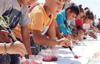 """100 مليون طفل يتشاركون لرسم """"رحلة الإنسانية"""""""