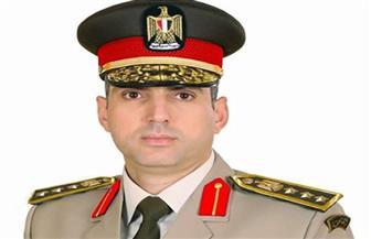 ترقية المتحدث العسكري باسم القوات المسلحة إلى رتبة عميد   صور