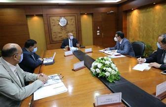 كامل الوزير: التخطيط لتنفيذ مشروعات تطوير لنظم الإشارات بإجمالي تكلفة (46.8) مليار جنيه | صور