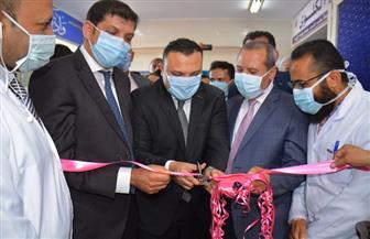 افتتاح وحدة الغسيل الكلوي بمستشفى شربين | صور