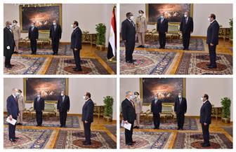 ننشر أسماء السفراء الجدد عقب تسلم الرئيس السيسي أوراق اعتمادهم | صور