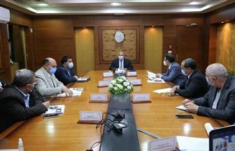 وزير النقل يترأس اجتماع الجمعية العامة العادية للشركة الوطنية لإدارة خدمات عربات النوم والخدمات الفندقية | صور