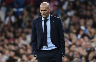 «زيدان» يكشف سر صياحه بعد نهاية مباراة ريال مدريد